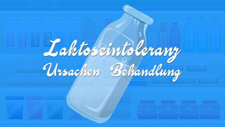 laktosefreie milch blähungen